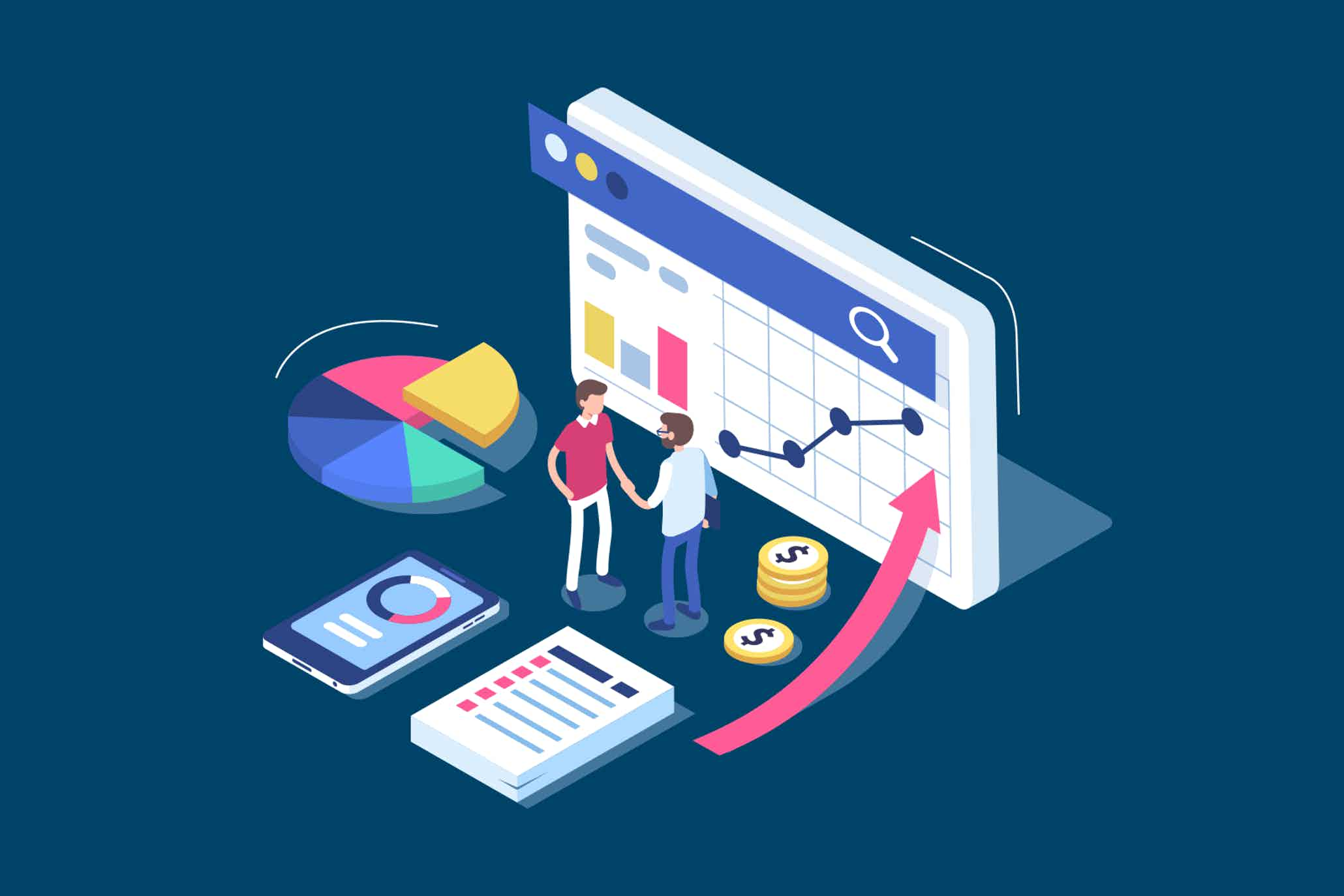 we grow your business with page SEO