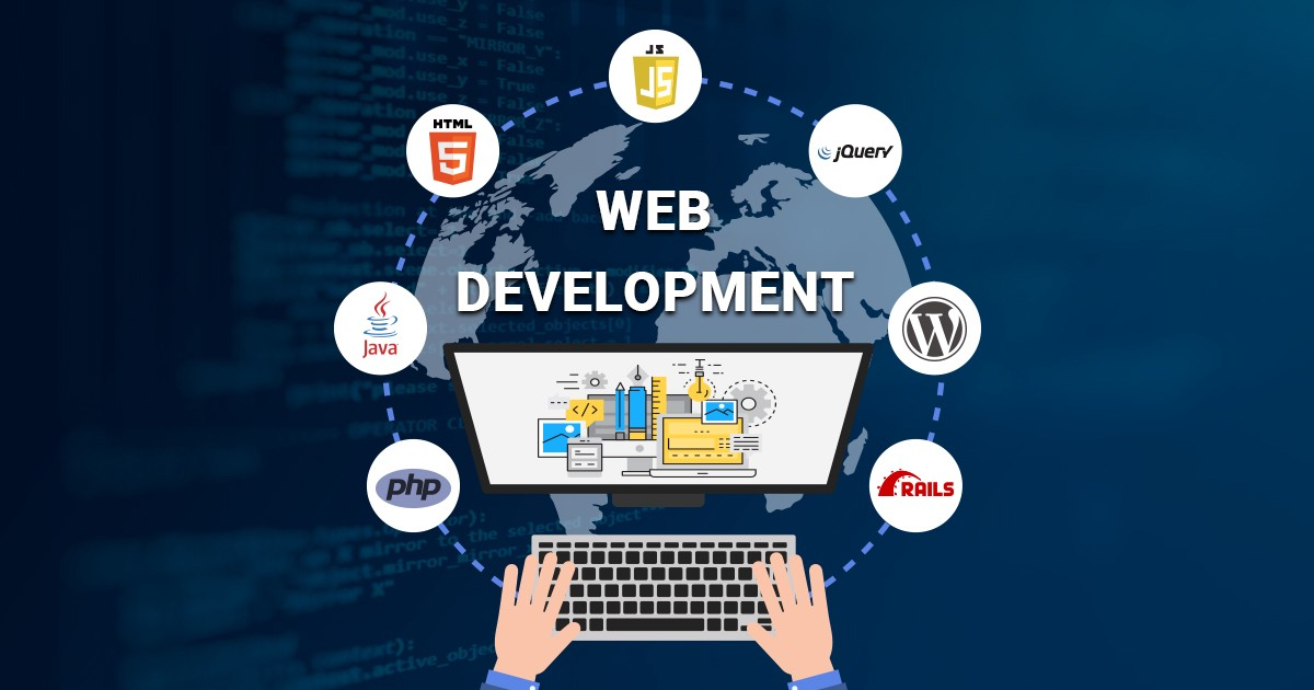 learn to build websites with us